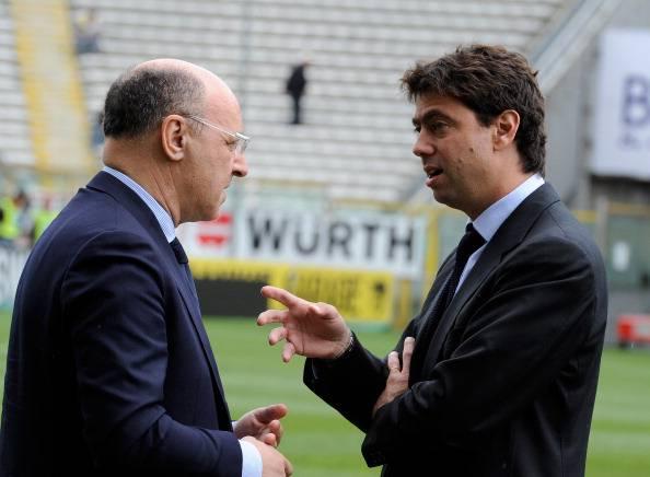 Parma FC v Juventus FC - Serie A
