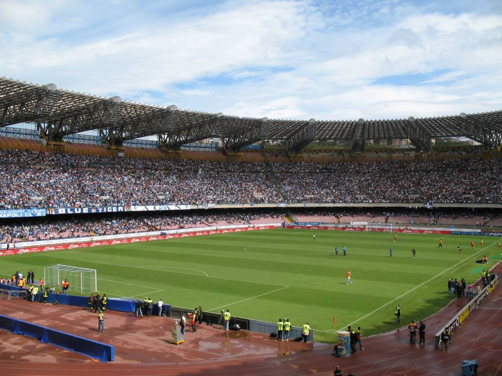 Stadio-San-Paolo Planning a football trip to Naples