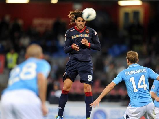 larrivey lascia cagliari football - photo#16