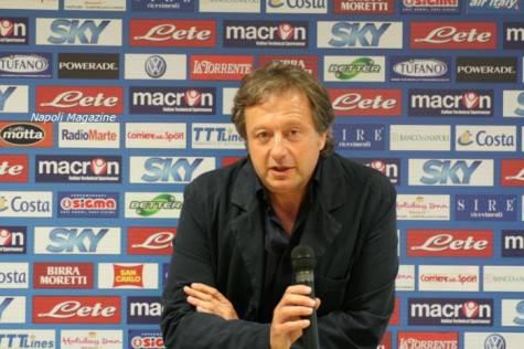 Il dottor De Nicola lascia Napoli.