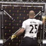 VIDEO – Il segreto dei riflessi di Reina: ecco lo strano allenamento, sembra un gioco di…