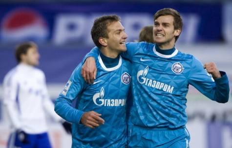 FC Dynamo Moscow v FC Zenit St. Petersburg - Premier League