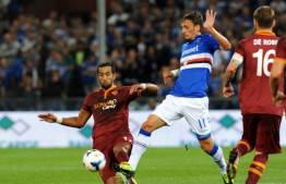 sampdoria-roma-0-2-benatia-gabbiadini