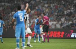 Juventus vs. Napoli - Finale Supercoppa Italiana 2012 - Stadio Bird's nest di Pechino
