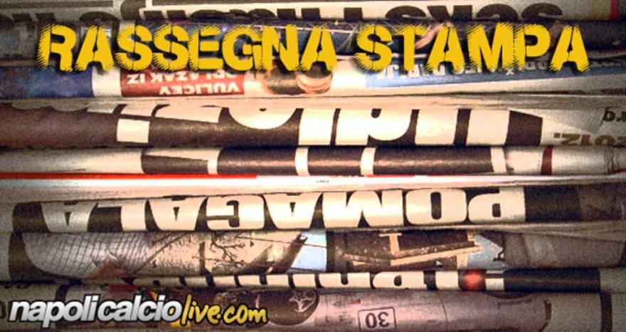 rassegna stampa Napoli