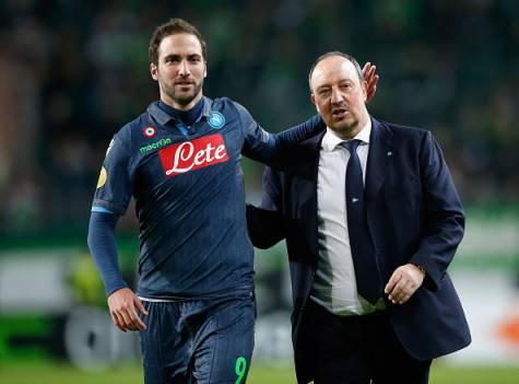 VfL Wolfsburg v SSC Napoli - UEFA Europa League: Quarter Final