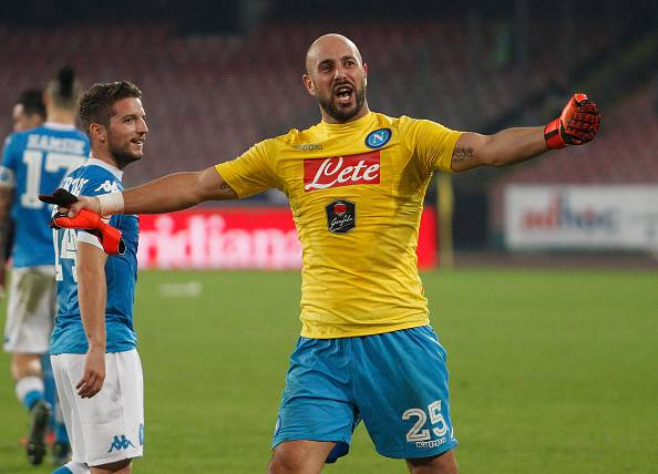 Pepe Reina (© Getty Images)