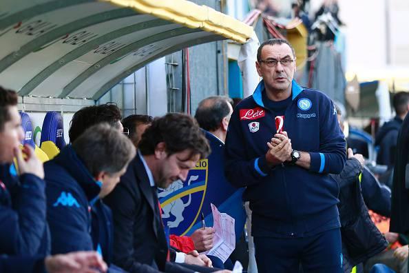 Serie A: canta Napoli, re Higuain ribalta il Sassuolo