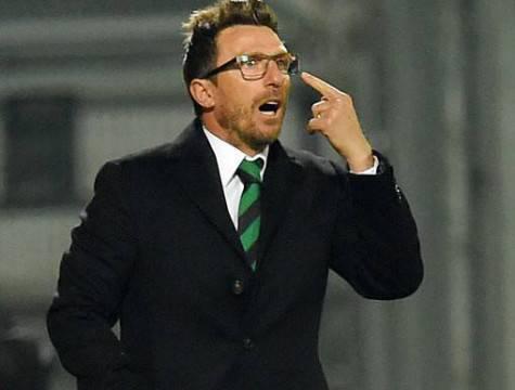 Sassuolo News: out Pellegrini e Biondini