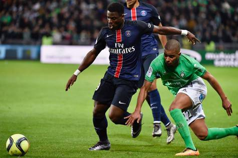 Serge Aurier ©Getty Images