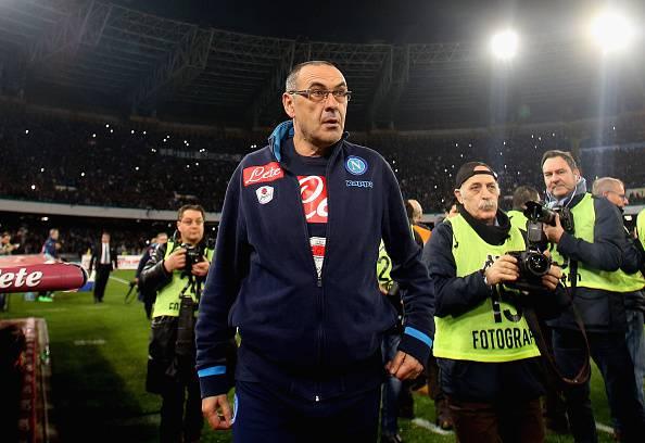 Sarri Napoli Milan