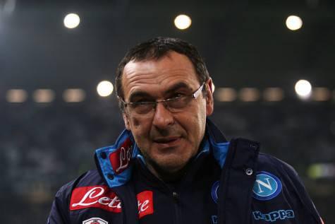 Sarri allenatore