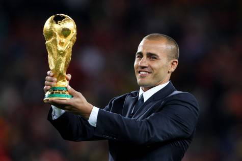 Fabio Cannavaro © Getty Images