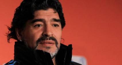 Diego Armando Maradona ©Getty Images