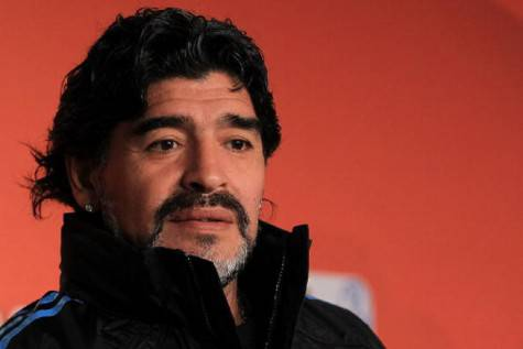 Diego Armando Maradona ©Getty Images
