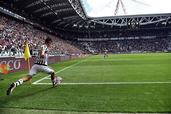 Juve-Napoli stadium
