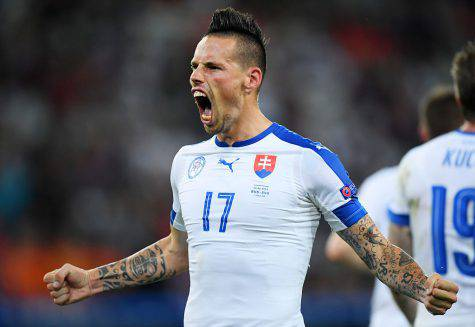 Hamsik ©Getty Images