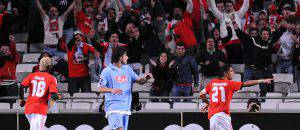 Benfica Napoli @Getty Images