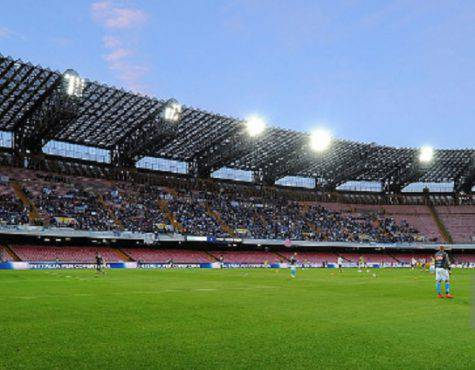 Stadio San Paolo - FOTO @Getty Images