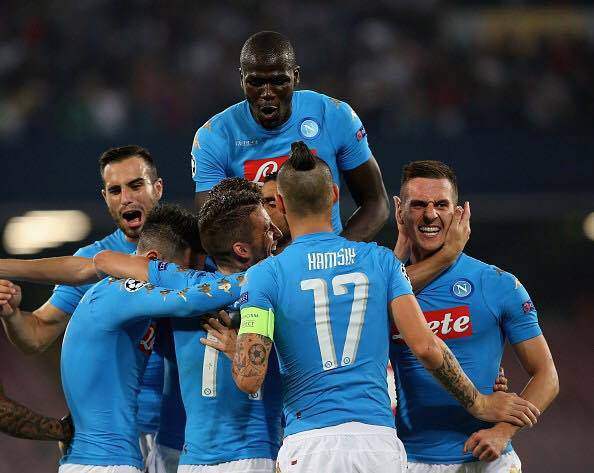 Atalanta-Napoli 1-0, gol Petagna Sarri piange, la Juventus allunga