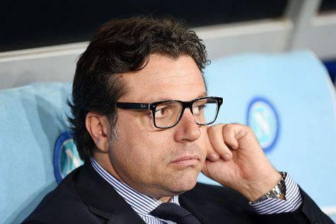 Cristiano Giuntoli direttore sportivo Napoli