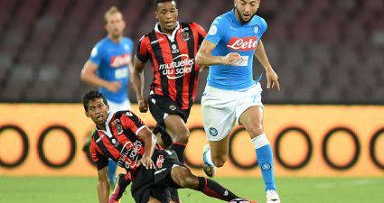 El Kaddouri centrocampista Napoli