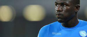 Kalidou Koulibaly difensore Napoli