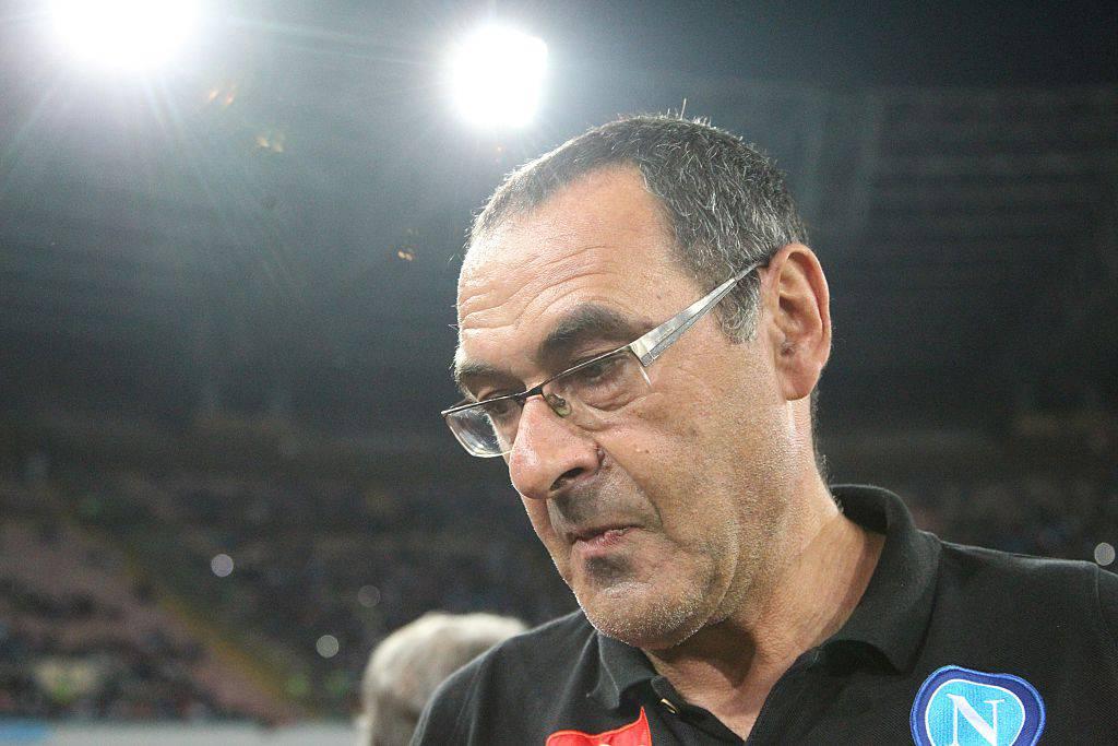 Maurizio Sarri, Napoli ©Getty Images