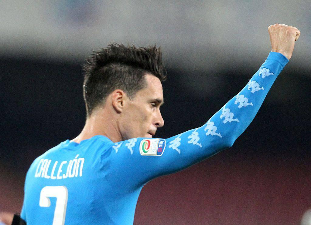 Serie A Napoli, Callejon dimentica Higuain: