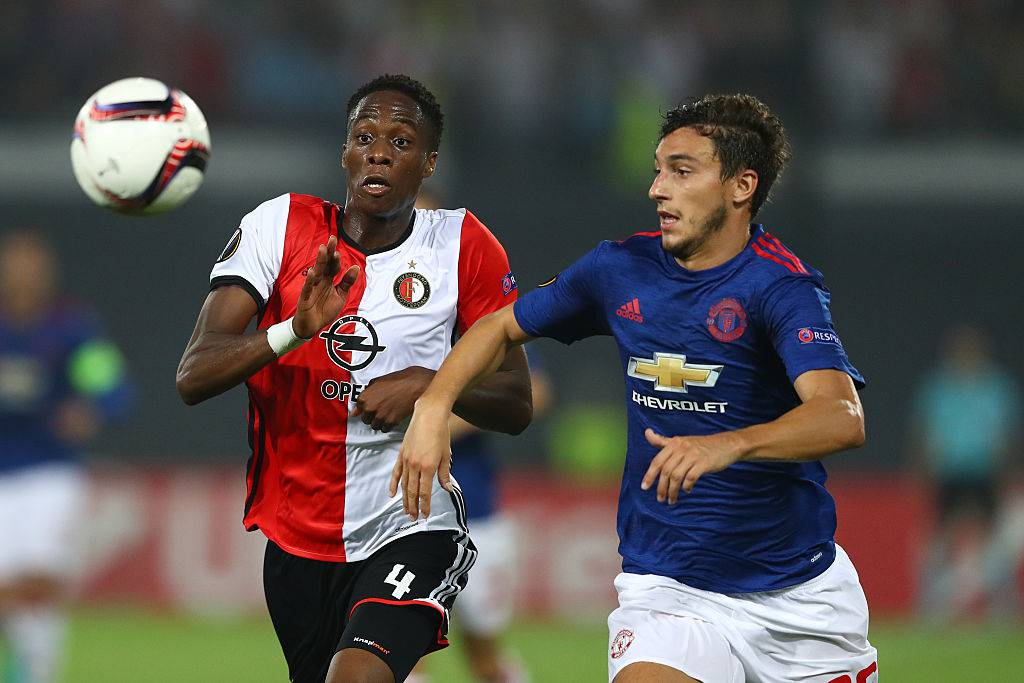 Matteo Darmian, Man Utd ©Getty Images
