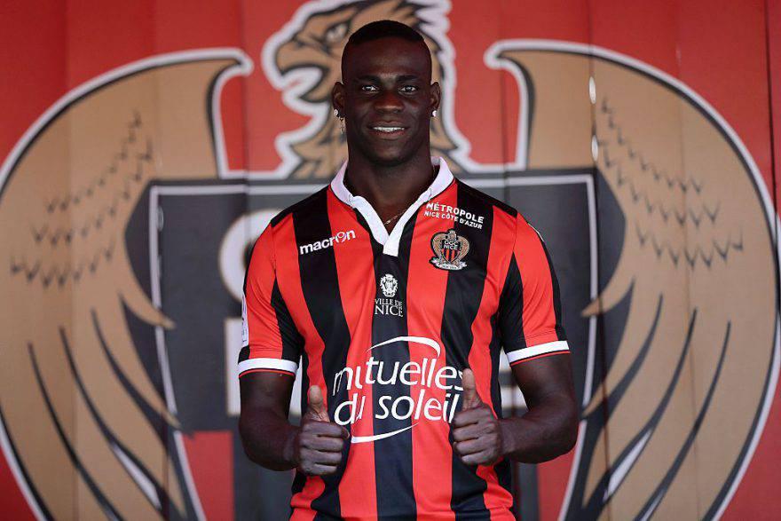 Ligue 1, doppietta Balotelli, Nizza batte Marsiglia