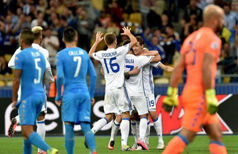 Rebrov allenatore Dinamo Kiev: A Napoli per fare risultato