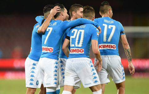 Genoa-Napoli, Hamsik perplesso: