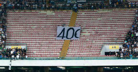Stadio San Paolo, gelo tra Napoli e Comune