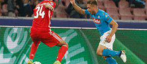 Giaccherini col Napoli © Getty Images