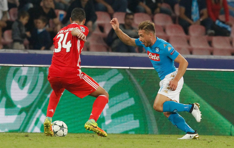 Calciomercato Napoli, ag. Giaccherini: