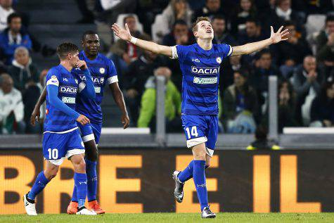 Udinese, Jankto rinnova fino al 2021