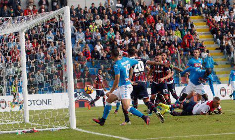 Serie A, stasera è la volta di Crotone-Napoli. Domani gioca la Juve