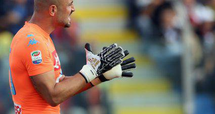 Pepe Reina © Getty Images