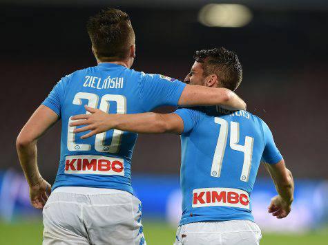 Mertens salta l'Inter: arriva la squalifica del Giudice Sportivo