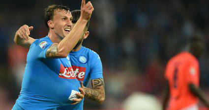 Vlad Chiriches Napoli © Getty Images