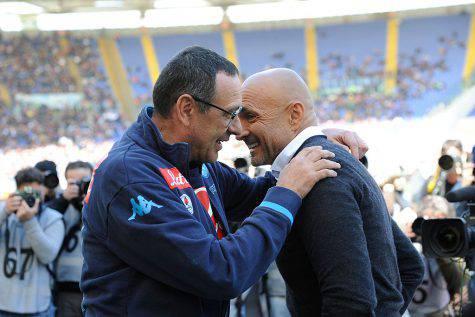 Maurizio Sarri icon Luciano Spalletti