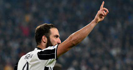 Higuain © Getty Images