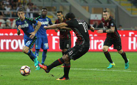Carlos Bacca Milan © Getty Images