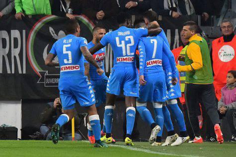 Juventus-Napoli, Bonucci commosso: