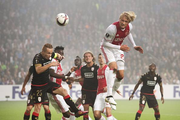 Dolberg ©Getty Images