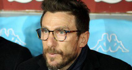 Di Francesco allenatore Sassuolo