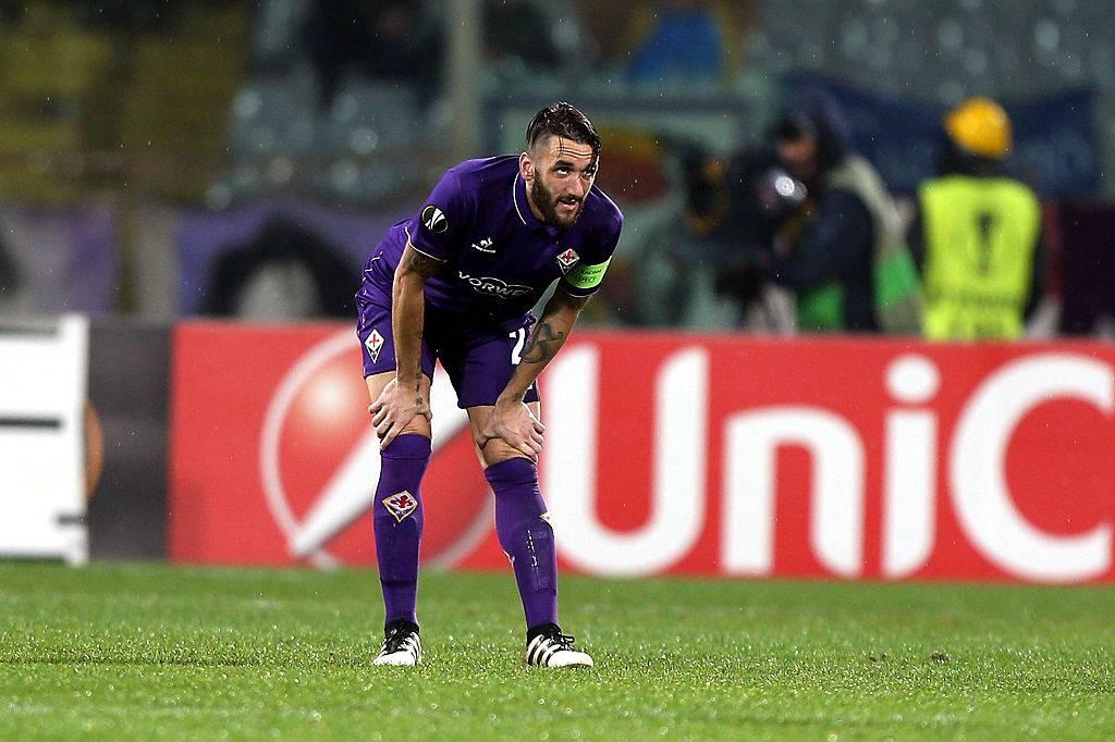 Serie A Fiorentina, lesione Rodriguez: niente Napoli e Genoa
