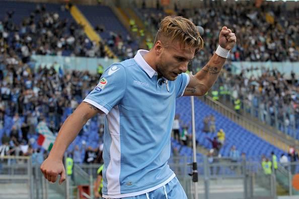 Immobile gol Lazio