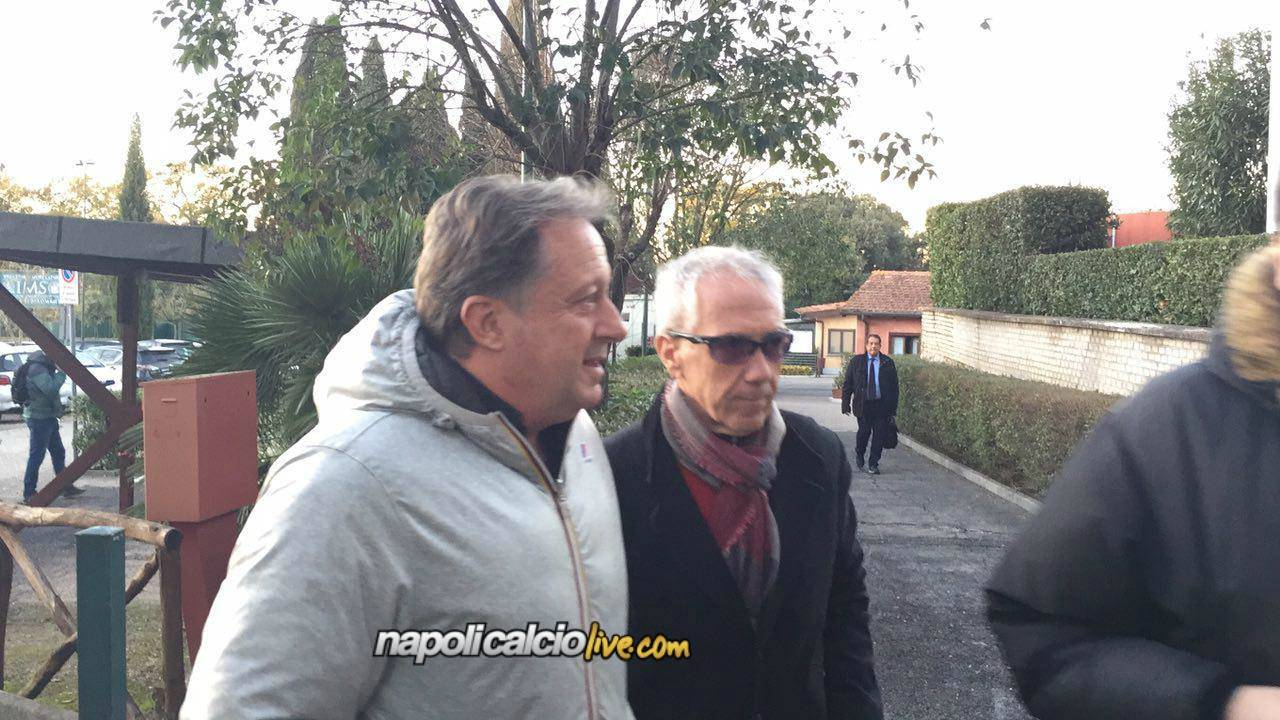 De Nicola Ancelotti Napoli
